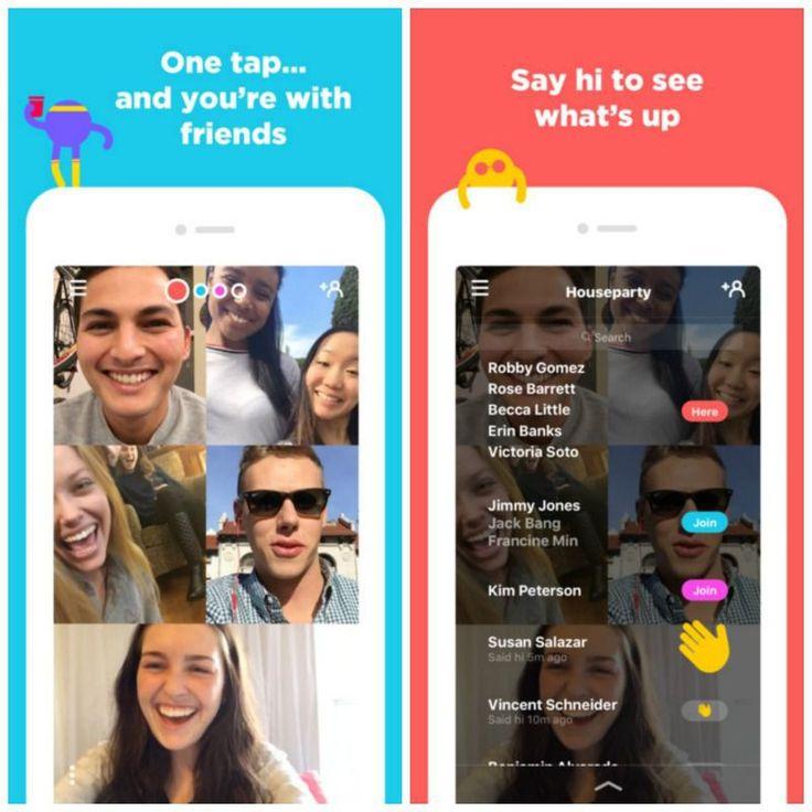 Κυκλοφόρησε τo νέο φιλικό προς τους εφήβους app Houseparty - http://secn.ws/2dwLXCH -   Το app Houseparty που κυκλοφόρησε πρόσφατα για Android και iOS, είναι μια εφαρμογή τύπου Snapchat για ομαδικές κλήσεις βίντεο.  Η ιδέα όπως λέει η εταιρεία, είναι να συλλάβει λίγο από το πνεύμα του Meerkat, αλλά με �
