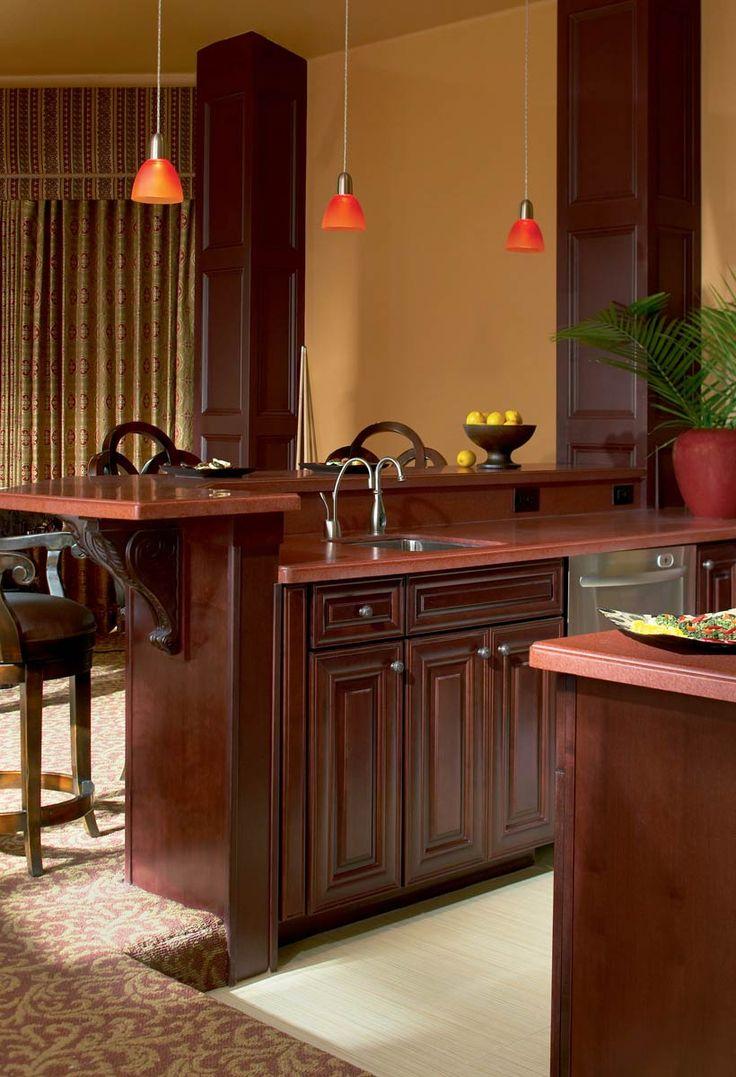 Waypoint living spaces style 720 in cherry bordeaux island fever pinterest bordeaux - Cabinet allergologie bordeaux ...