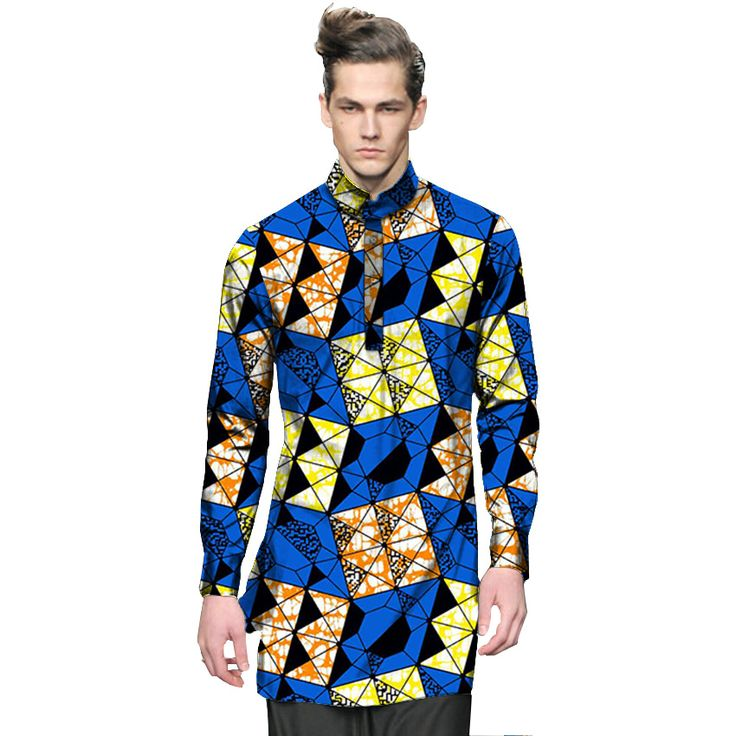 25 best ideas about african clothing for men on pinterest for Best custom made dress shirts online