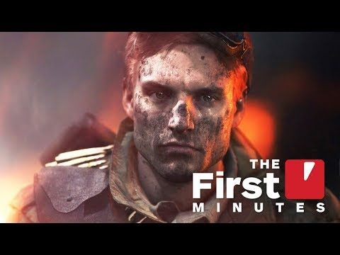 The First 14 Minutes Of Battlefield 5 Battlefield 5 The One