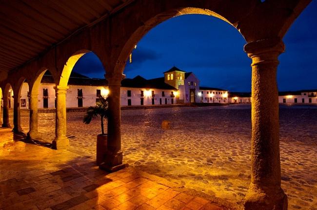 Villa de Leyva, Colombia