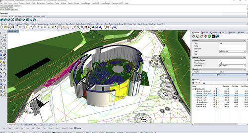 Basilica Gospe od Otoka in Solin - Projects - Gallery - VisualARQ - 3D Architecture for Rhino - Software Architecture