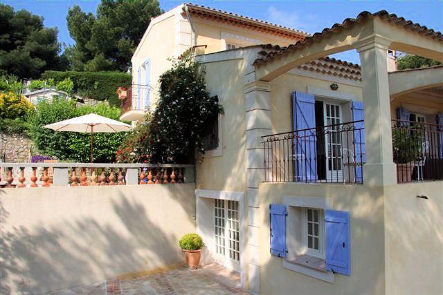 Villa Le Port d'Attache, Chambres d'hôtes Vallauris Cannes