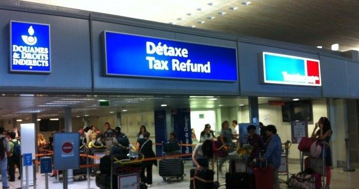 Detaxe e Tax Refund em Paris: Receba o imposto de volta #viajar #paris #frança