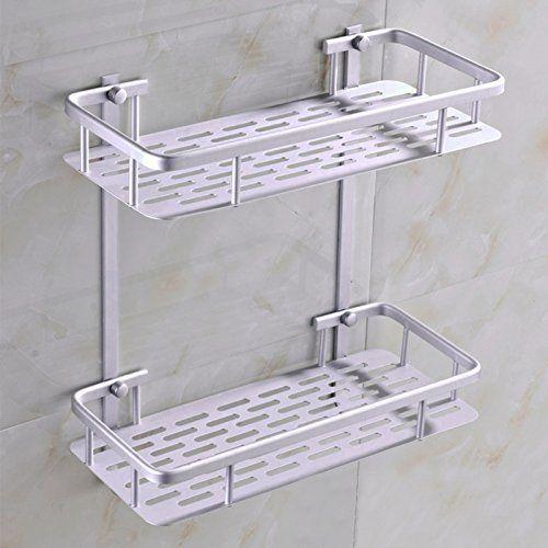 Neuer Artikel Tukzer Badezimmer Wandregal Badregal Duschablage