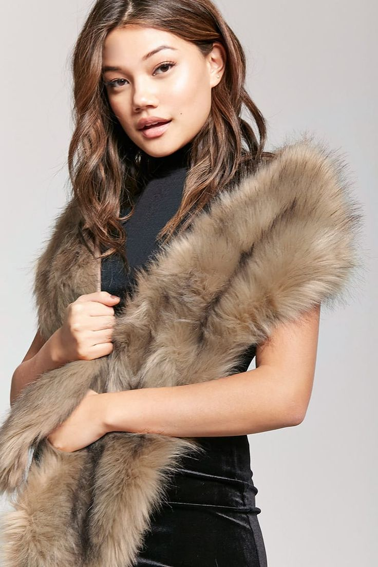 Product Name:Faux Fur Scarf, Category:ACC, Price:17.9