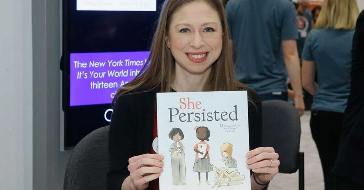 He filed a cease-and-desist order, but Chelsea Clinton, she persisted.  That's the claim from a little-known writer from Albany, N.Y., who has filed a lawsuit against Chelsea Clinton, claiming that she stole his book idea.