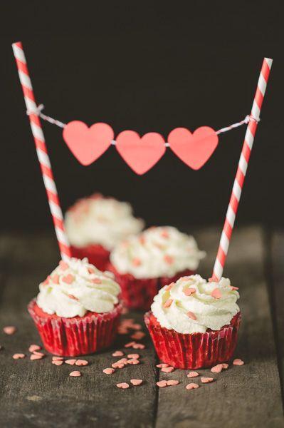 Red Velvet Cupcakes - Klabüstermann