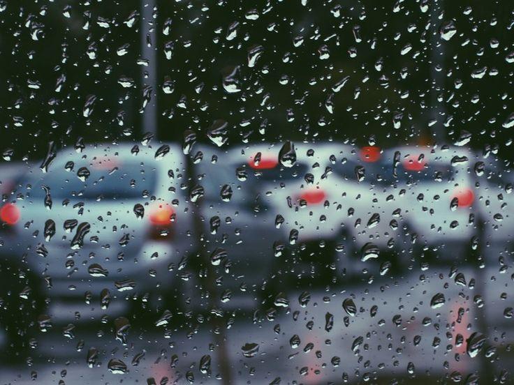 Wet traffic | sofiavalentini | VSCO Grid