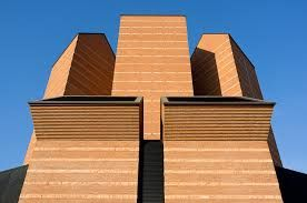 Santo Volto Church,Turin, Italy by Mario Botta
