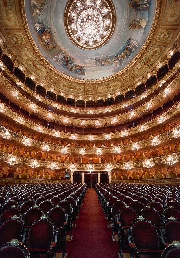 Opera Teatro Colón in Buenos Aires Argentina. #travel #travelphotography #travelinspiration #Argentina #YLP100BestOf #wanderlust