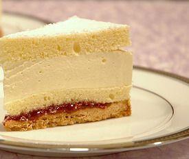 Tortaimádó: Vaníliás túrókrém torta