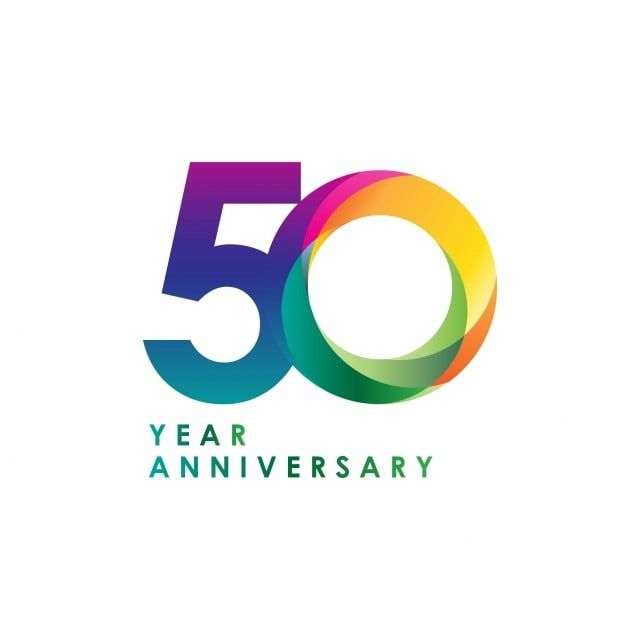 50 Year Anniversary Vector Template Design Illustration Template Icons Year Icons 50 Png And Vector With Transparent Background For Free Download 50 Years Anniversary Year Anniversary Anniversary Logo