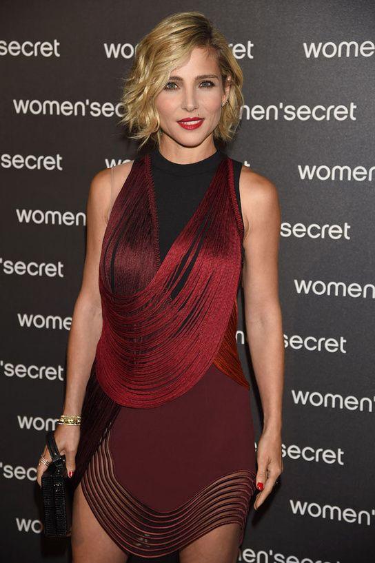 Women'secret : la marque espagnole de lingerie a choisi Elsa Pataky pour sa nouvelle campagne ultra glamour ! Après 3 enfants, l'actrice est au top !!