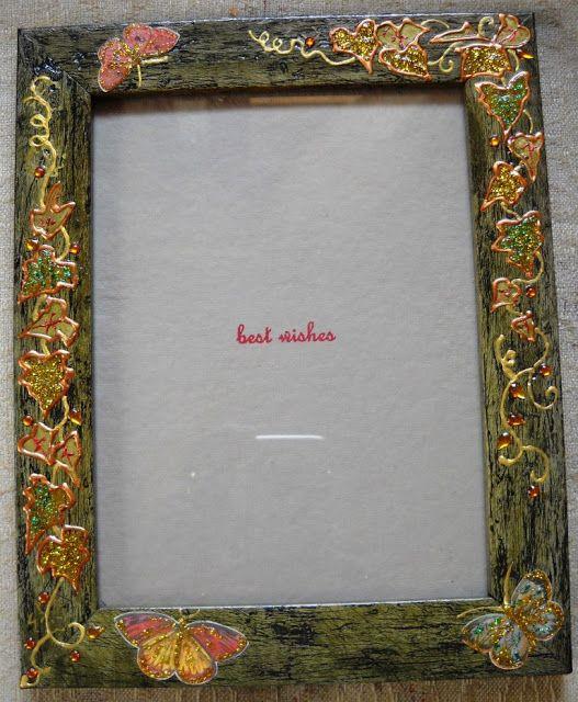 Photo frame - Ivy