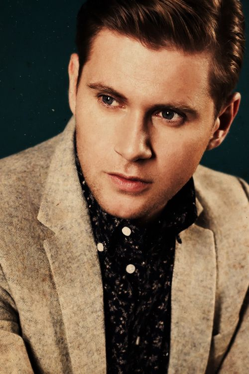 allen leech (Branson from Downton Abbey)