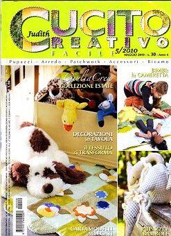 copia cucito creativo 5/2010