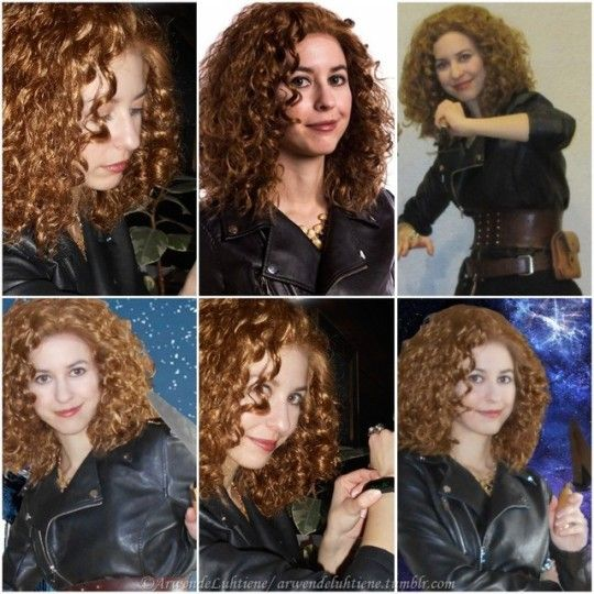 River Song THORS close-up merge