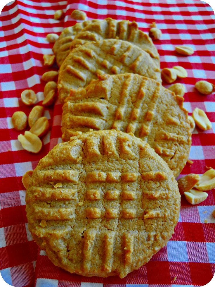 Peanut Butter & Chickpea Cookies                                                                                                                                                      More