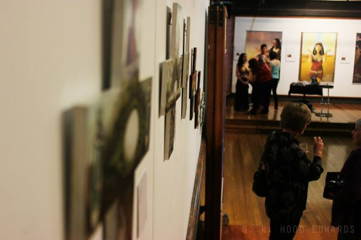 How Iconic and Pink Ribbon exhibition opening