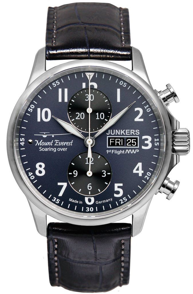 Junkers Watch Mountain Wave Project #2015-2016-sale #bezel-fixed #black-friday-special #bracelet-strap-leather #brand-junkers #case-material-steel #case-width-42mm #chronograph-yes #classic #date-yes #day-yes #delivery-timescale-1-2-weeks #dial-colour-blue #gender-mens #movement-automatic #official-stockist-for-junkers-watches #packaging-junkers-watch-packaging #sale-item-yes #style-dress #subcat-mountain-wave-project #supplier-model-no-6824-3 #vip-exclusive…