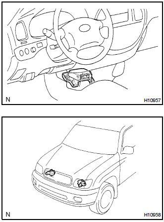 Toyota Tundra 2000 - 2003 Factory Service Manual - Repair7