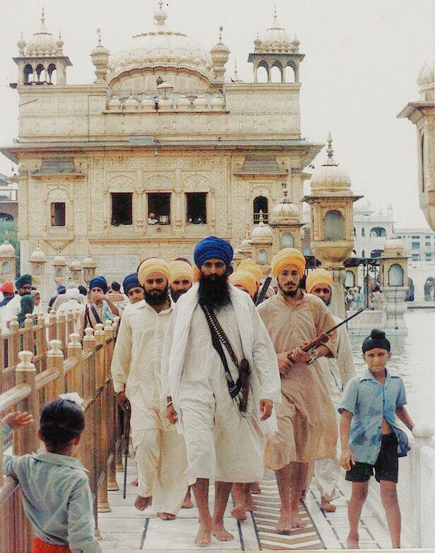 Sant Jarnail Singh Ji Khalsa Bhindranwale Dhan Guroo Dhan Guroo Pyaare!