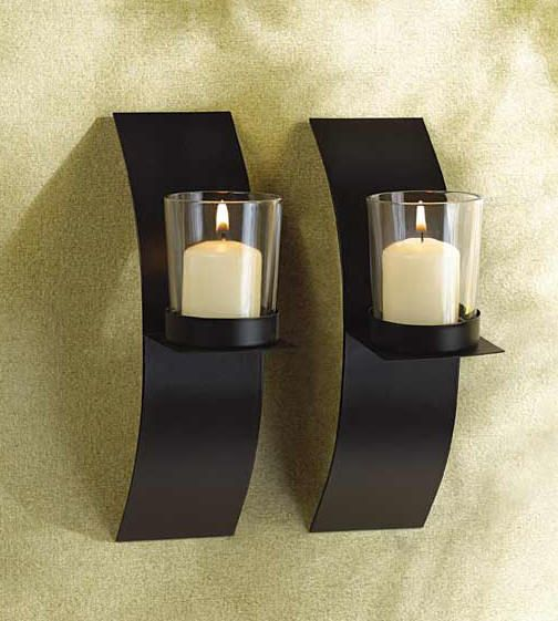 Wall Votive Sconces: 25+ Best Ideas About Candle Wall Sconces On Pinterest