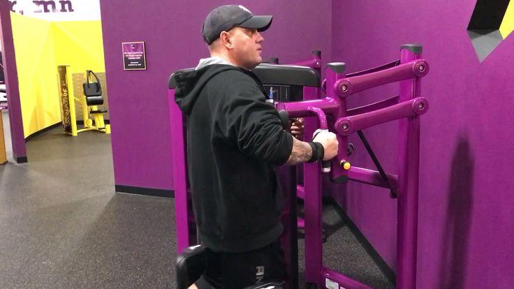 Planet Fitness Torso Rotation Machine - How to use the torso rotation ma...