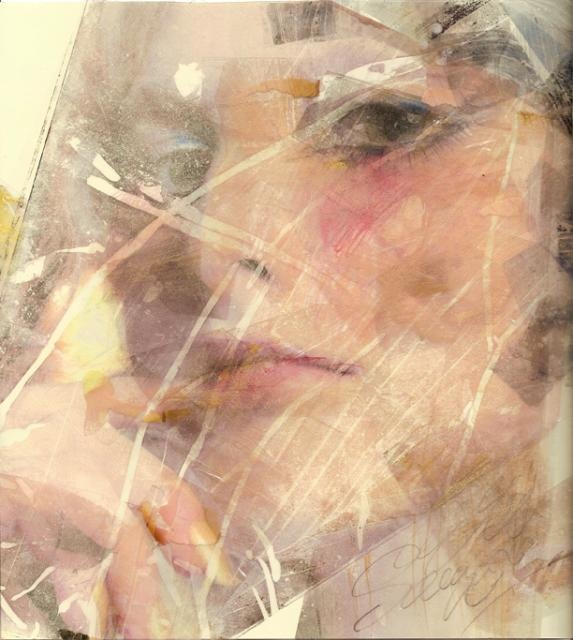 Ayako Yoshimoto (吉本彩子 aka 彩櫻恋 Aya Sacuraco) 2010 @ Emerging Contemporary Artists of Japan + 2011 @ GALLERY SeiRosso