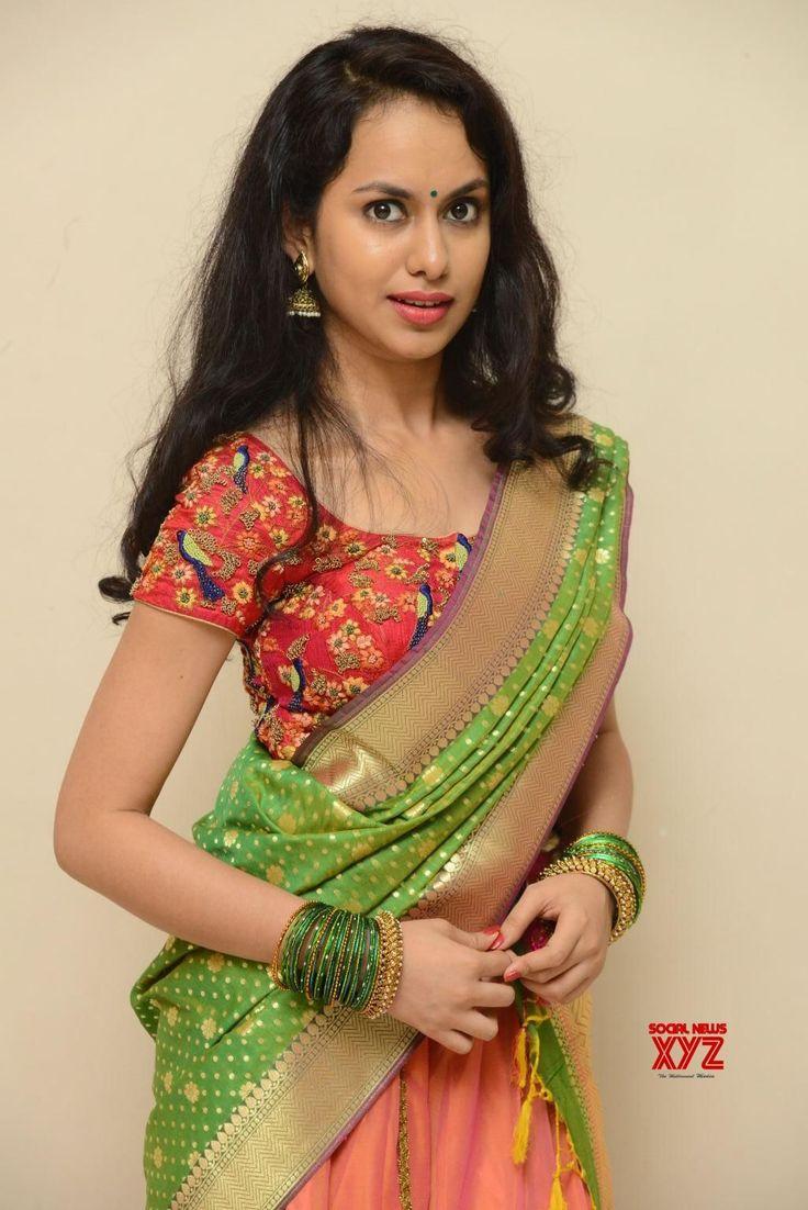 Actress Pallavi Dora Stills From Prema Entha Madhuram Priyuralu Antha Katinam Audio Launch - Social News XYZ