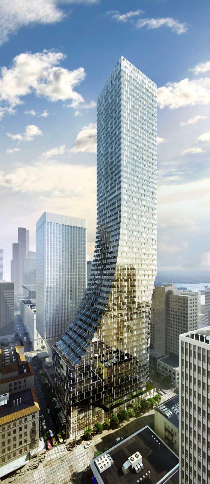New projects in Seattle Bellevue energizes