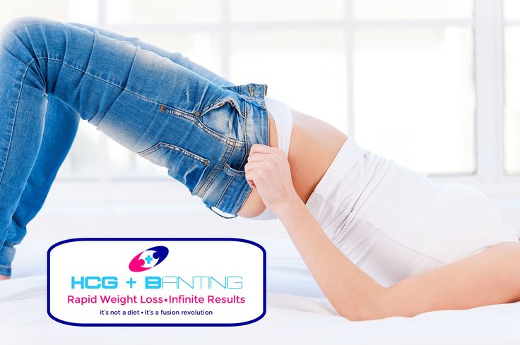 Can't fit into those cute jeans? www.hcgbanting.co.za