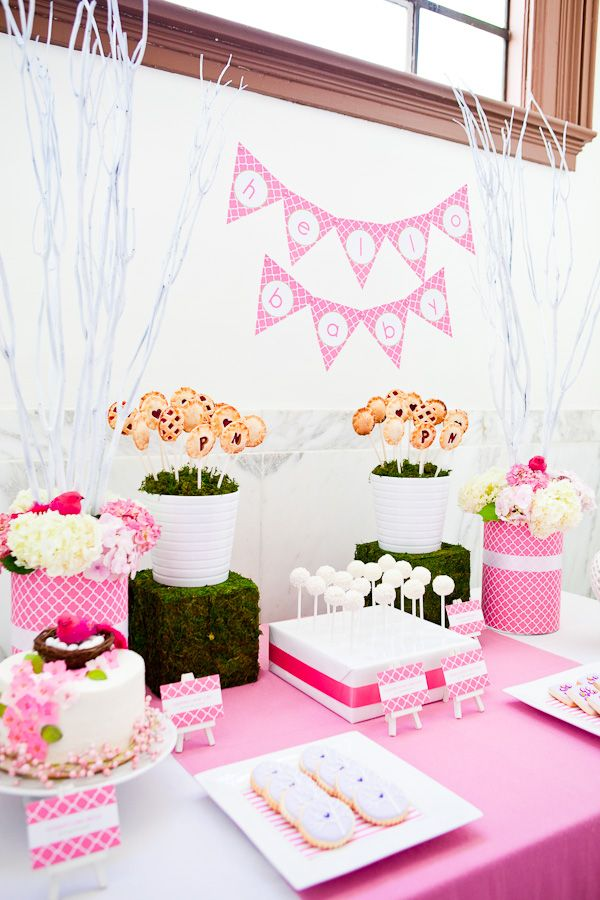 Baby Shower- YES!