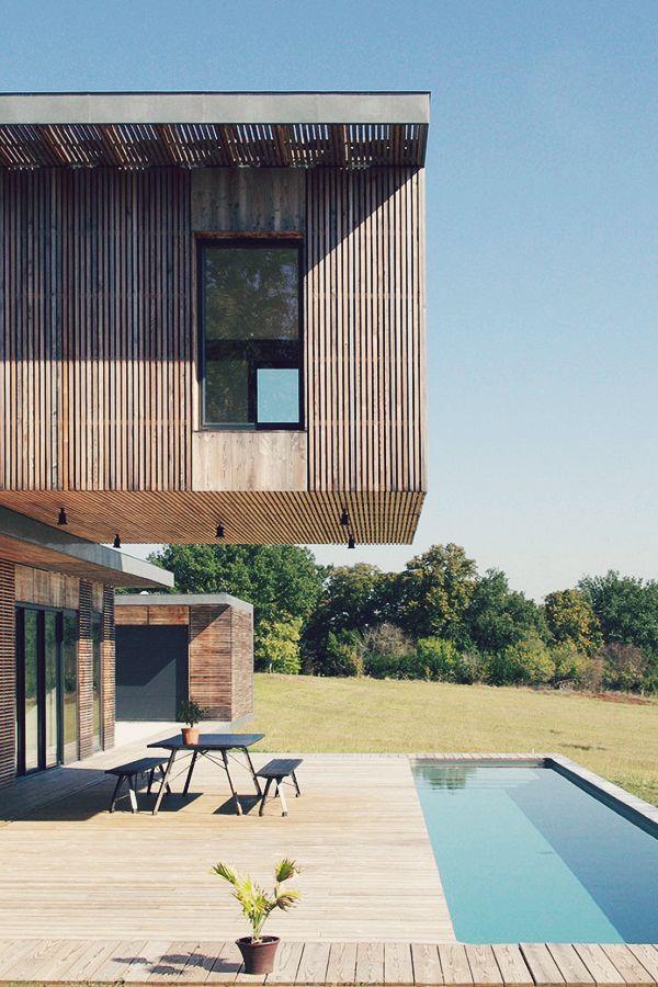 Maison l'Estelle by François Primault Architecte / GrØg