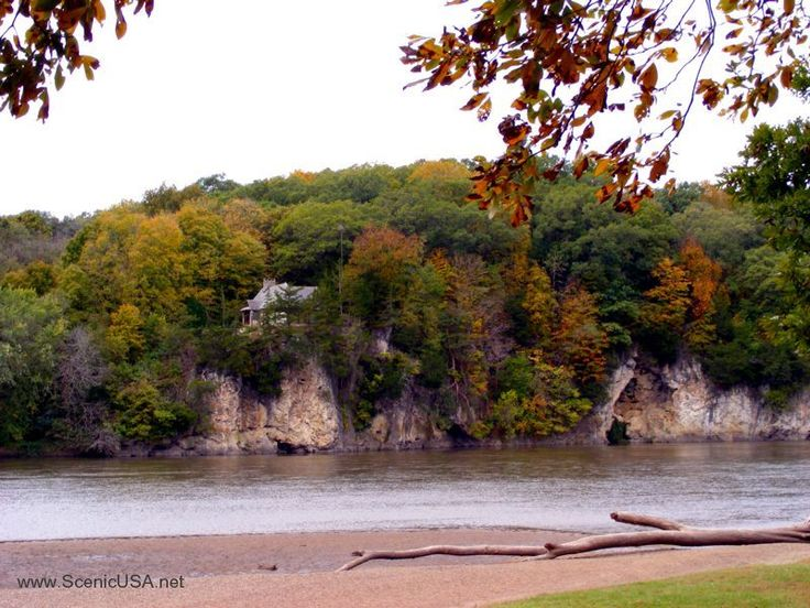 Palisades-Kepler State Park, an Iowa State Park located nearby Cedar Rapids, Coralville and Iowa City