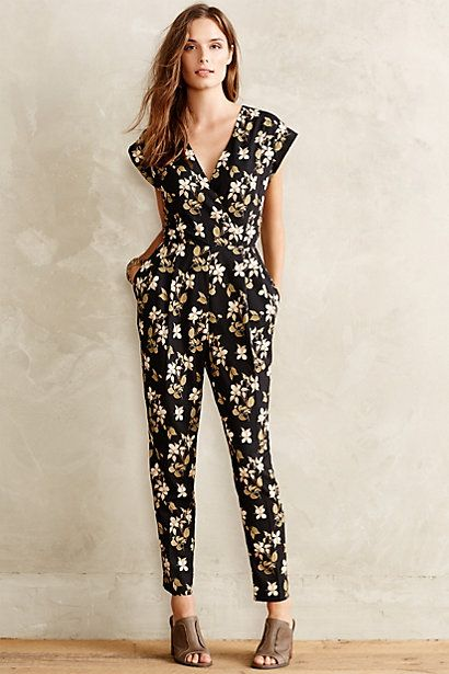 Margaux Jumpsuit #anthropologie #anthrofave