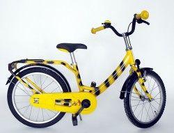 """""""Tigerbiker"""" - 18-as lány kerékpár"""