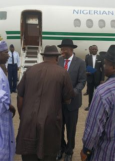 Ex-President Jonathan Goes Zambia to head AU elections Observation Mission   News48hour.com reports that the Former President Goodluck Jonathan of Nigeria today left Nigeria for Zambia where he is billed to lead the African Union Elections Observation Mission AUEOM in the countrys election scheduled take place on October 11 2016.  Recall that former President Jonathan also led a 33-nation observer mission to the Sunday October 25 2015 General Election held in Tanzania.  Abuja