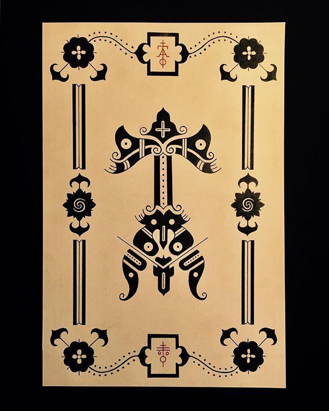 Borneo inspired... hecho en @bilbaotattooadicts siempre con mis artistas y hermanos favoritos @unai_ibanez_negro @andreigiurescu @kitatubilbao @gorkalopez12 #tattoo #tattoos #tatuaje #tatuajes #tribal #tribaltattoo #borneo #borneotattoo #ibantribe #tribe #handtattoo #handpoked #handpoke #stickandpoke #instapic #instamood #picoftheday #bilbao #bilbaotattoo #bilbaomola #lovebilbao #bilbo#