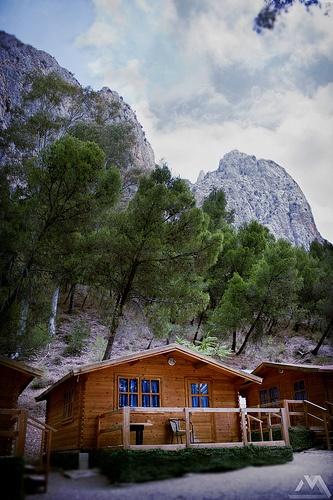 Camping El Chorro