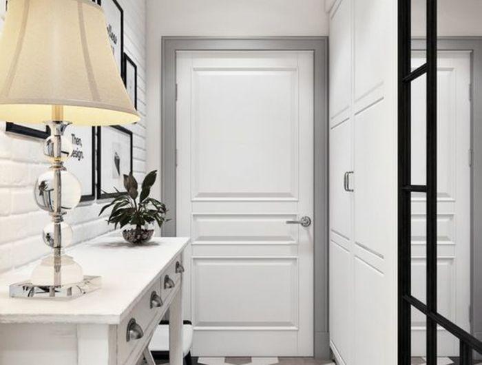 48 best Peinture images on Pinterest Bedroom ideas, Color palettes - idee peinture entree couloir
