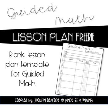 The 25+ best Blank lesson plan template ideas on Pinterest - lesson plan