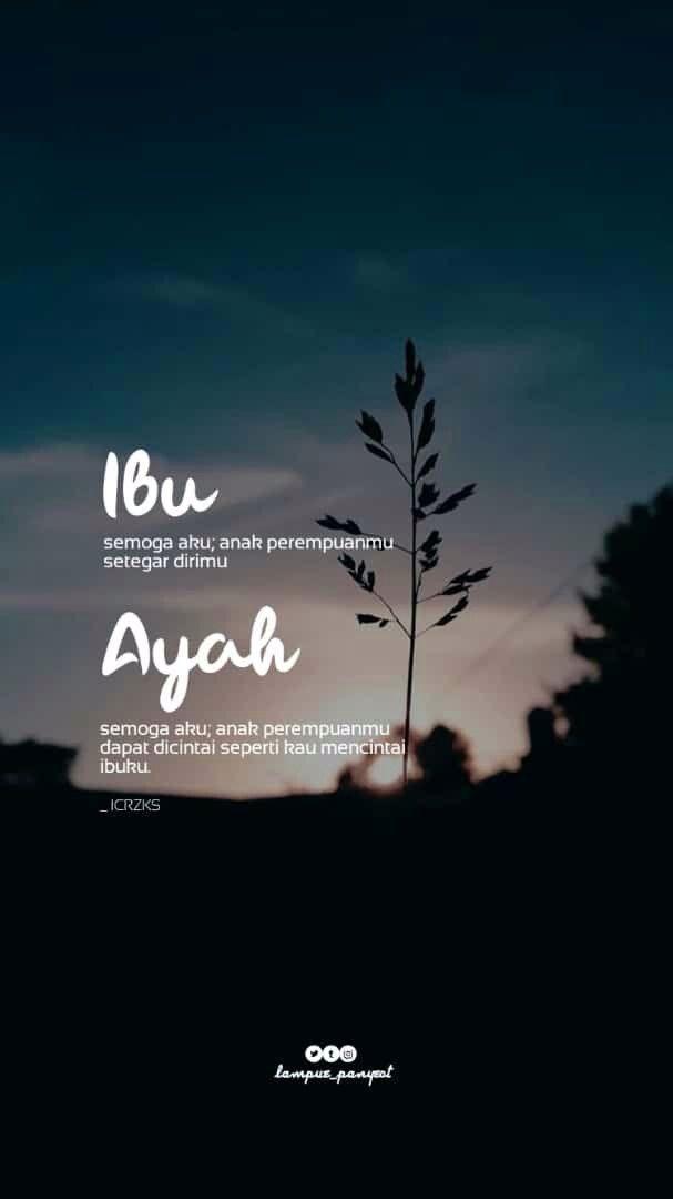 Rindu Ibu Di 2020 Islamic Quotes Kata Kata Indah Motivasi