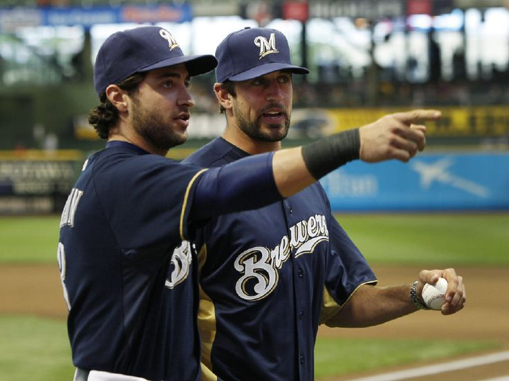2011 MVPs - Ryan Braun and Aaron Rodgers :)
