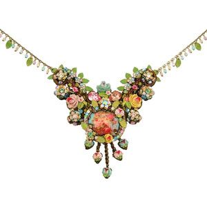 Michal Negrin necklace (LOVE his jewelry)