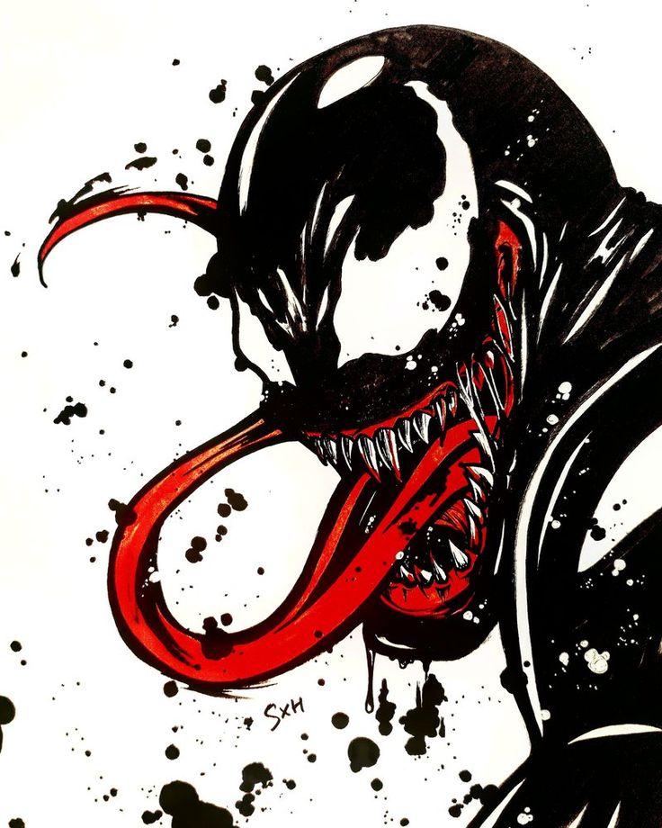 Venom by PastabbleArtworks on DeviantArt