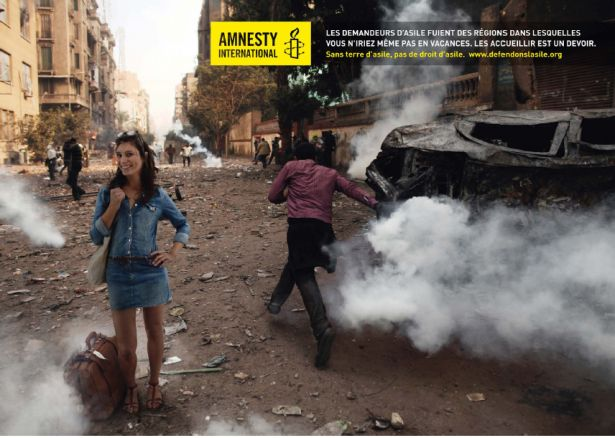 #Amnesty International