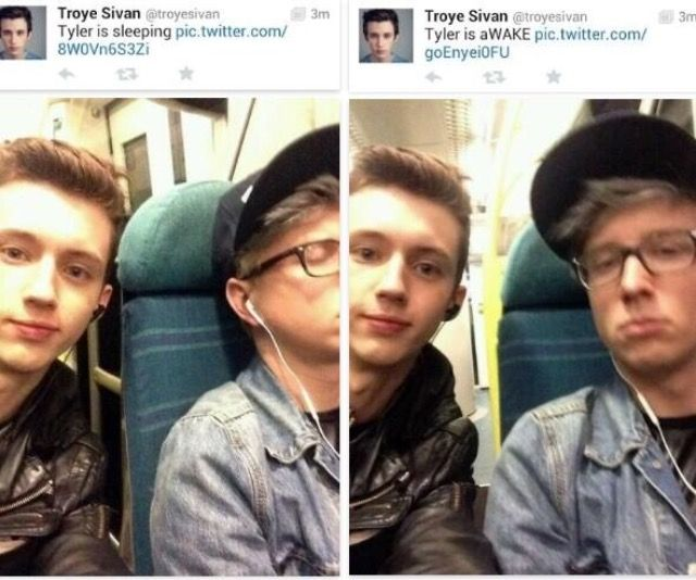 Are troye sivan and tyler oakley dating 2019