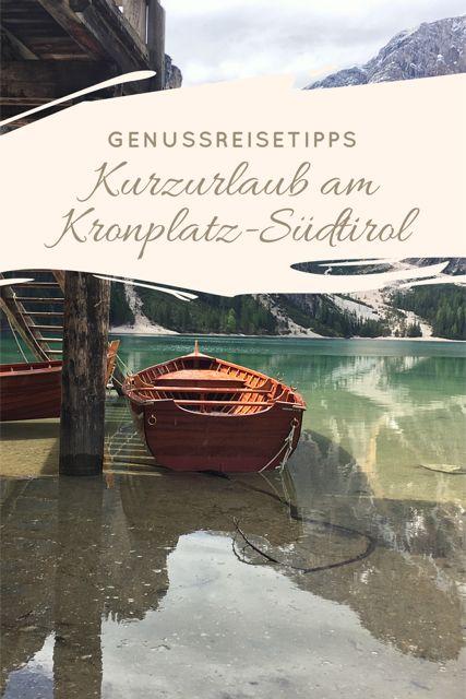 Genussreisetipps - Perfekter Kurzurlaub am Kronplatz in Südtirol. Hoch über dem Pustertal mit Weitblick und Genussmomenten zum wandern, genießen und Kultur erleben. Auszeit am Kronplatz mit Wellnesshotel, längstem Infinitypool und leckeren südtiroler Köstlichkeiten. Urlaub wie im Bilderbuch. Südtirol ist immer eine Reise wert.